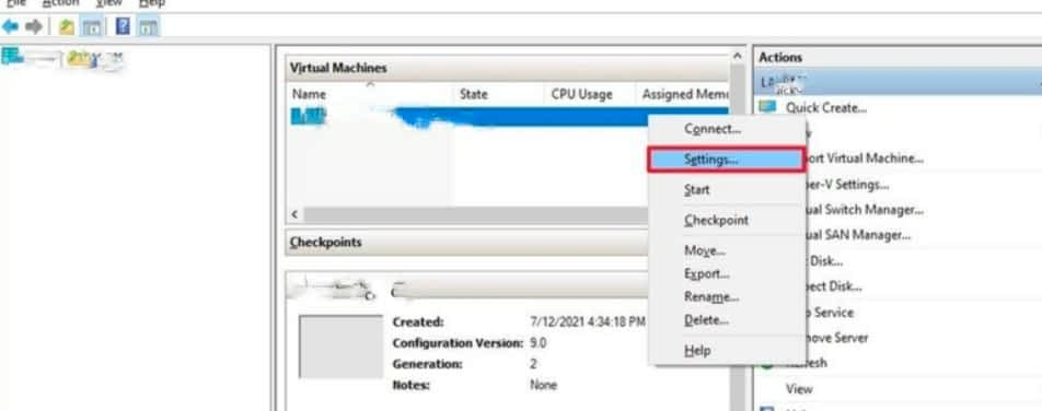 IMG 20210808 144350 install Windows 11 on Hyper-V Virtual machine,Create a Windows 11 virtual machine using Hyper-V