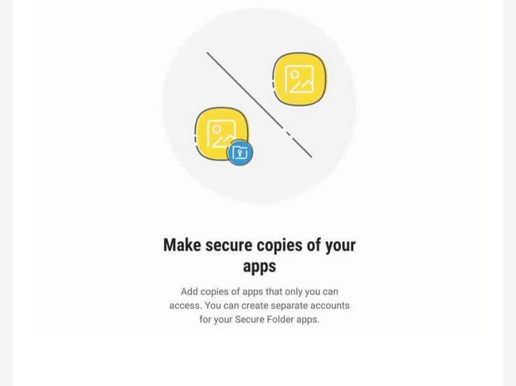 IMG 20210601 233113 Reset the password of the Samsung Secure Folder,hide the Samsung Secure Folder from the home screen