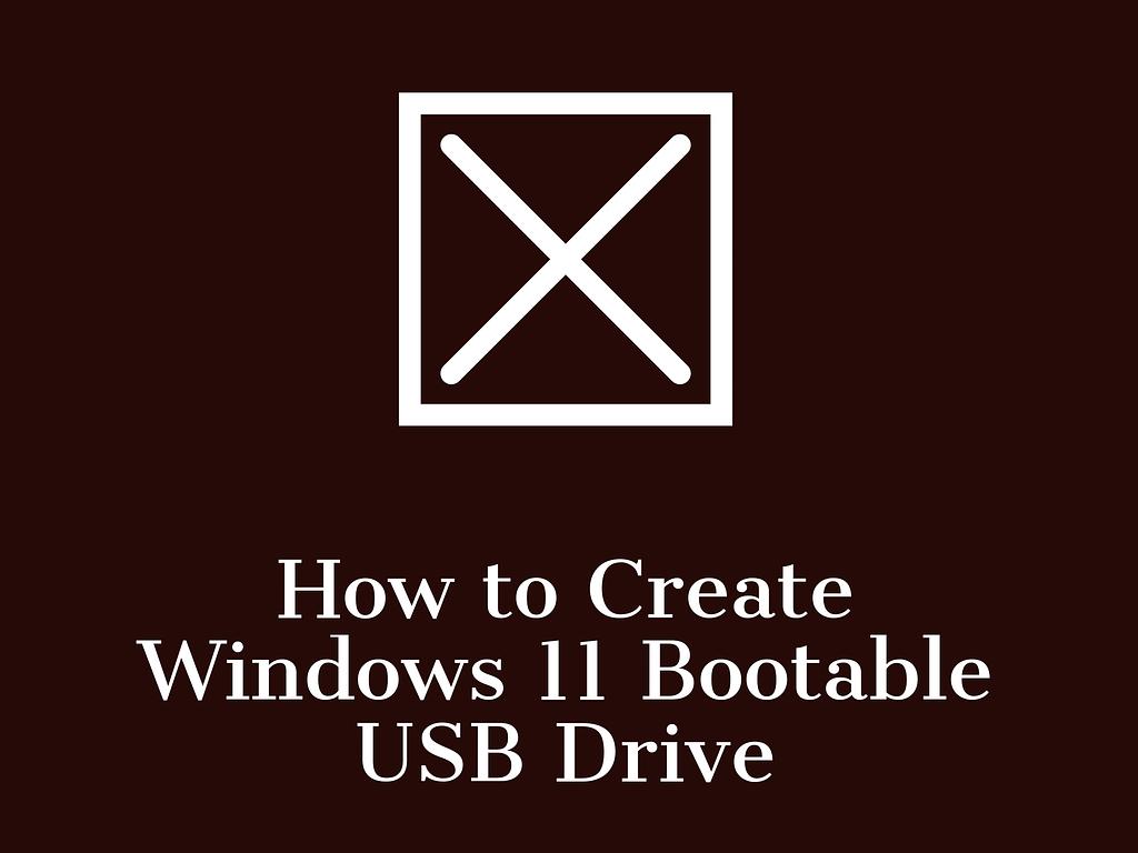 Adobe Post 20210709 2140580.32433808484522253 create Bootable USB for Windows 11