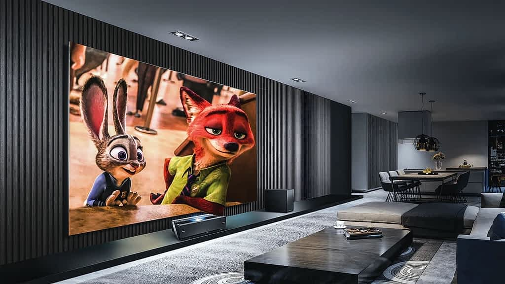 huawei's new smart television vision S. Screen