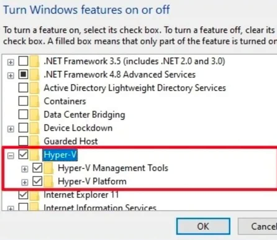 IMG 20210808 103917 install Windows 11 on Hyper-V Virtual machine,Create a Windows 11 virtual machine using Hyper-V