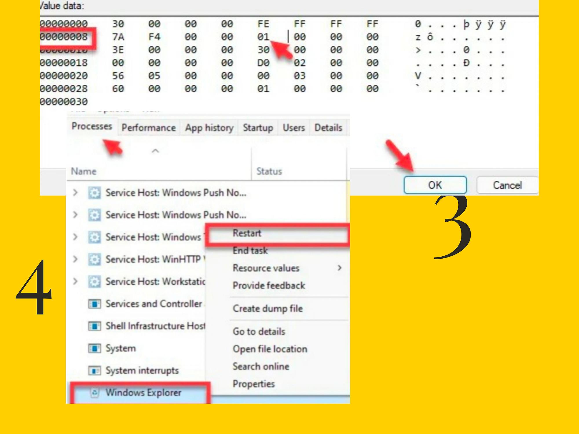 Adobe Post 20210804 0046560.4243073267739429 put Taskbar on the top of your Screen on Windows 11 pc