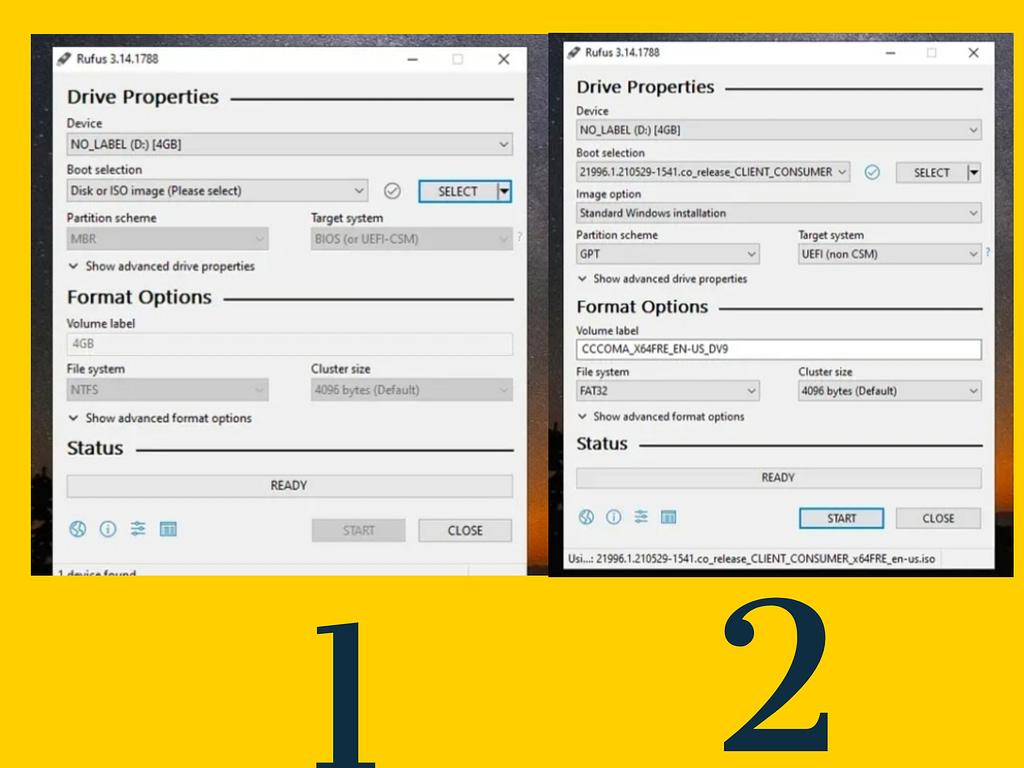 Create Bootable USB for Windows 11?
