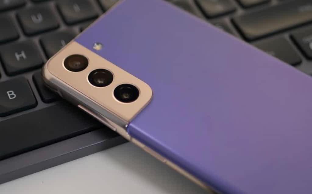 Samsung Galaxy S21, Cameras