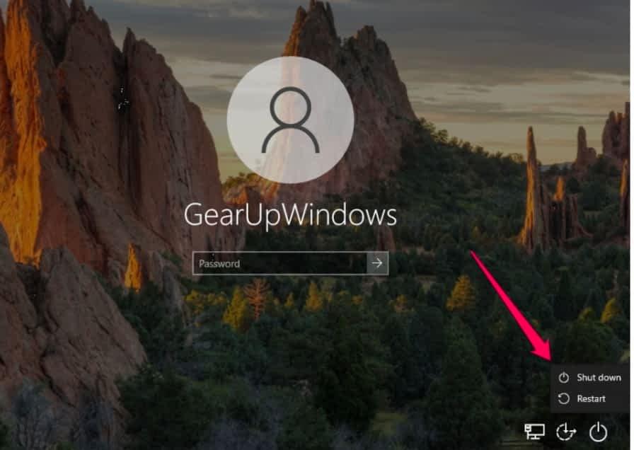 IMG 20210710 222652 Shut down or Restart Windows 11
