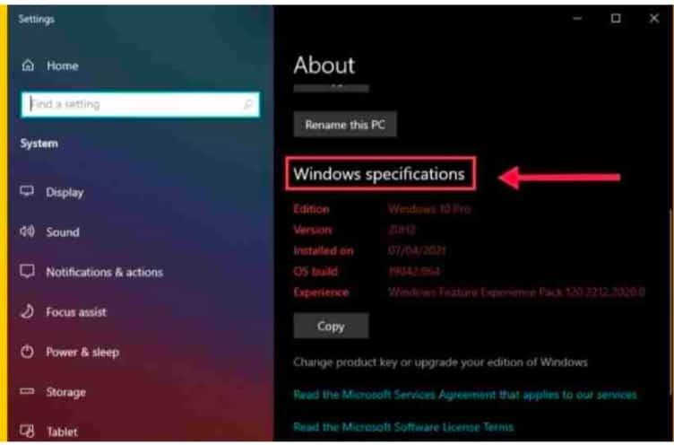 IMG 20210603 203342 Check Windows 10 Version Edition and OS Build on Windows PC,Check Windows 10 Version Edition and OS Build on PC or Laptop