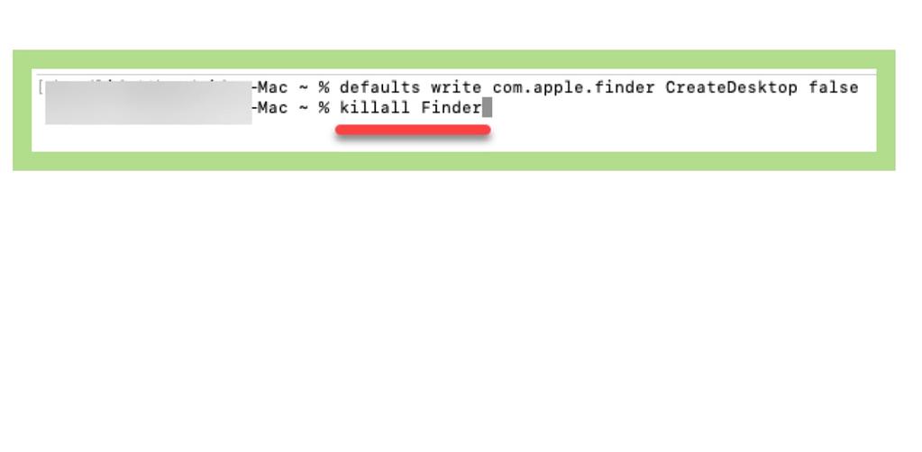 code to hide desktop icons on macos big sur