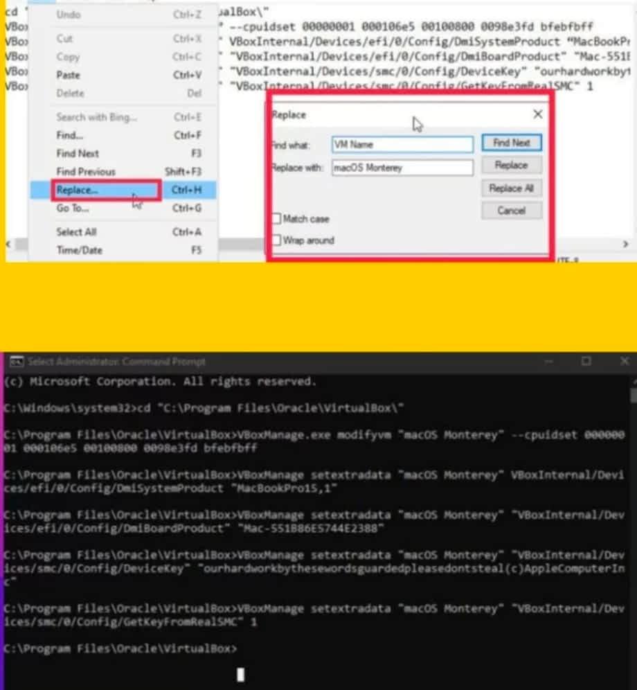 IMG 20210613 073341 Install macOS Monterey on VirtualBox on Windows 10