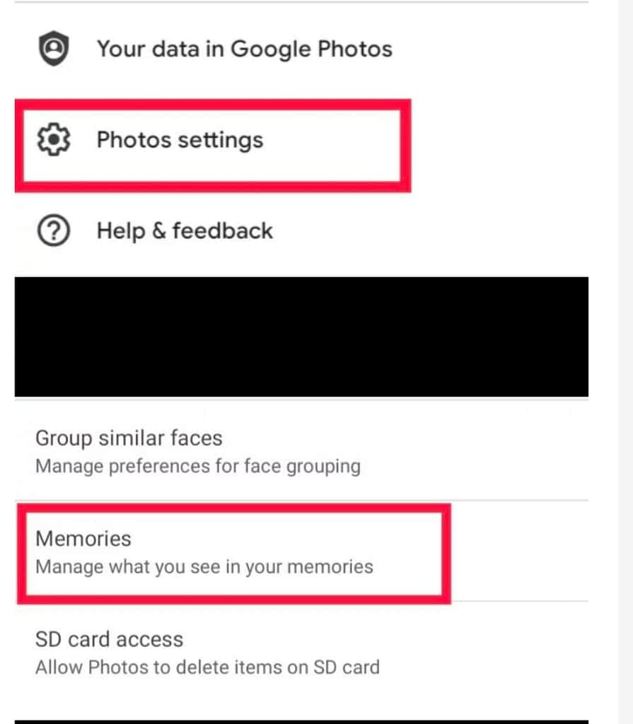 How to Hide People from your Google Photos Memories