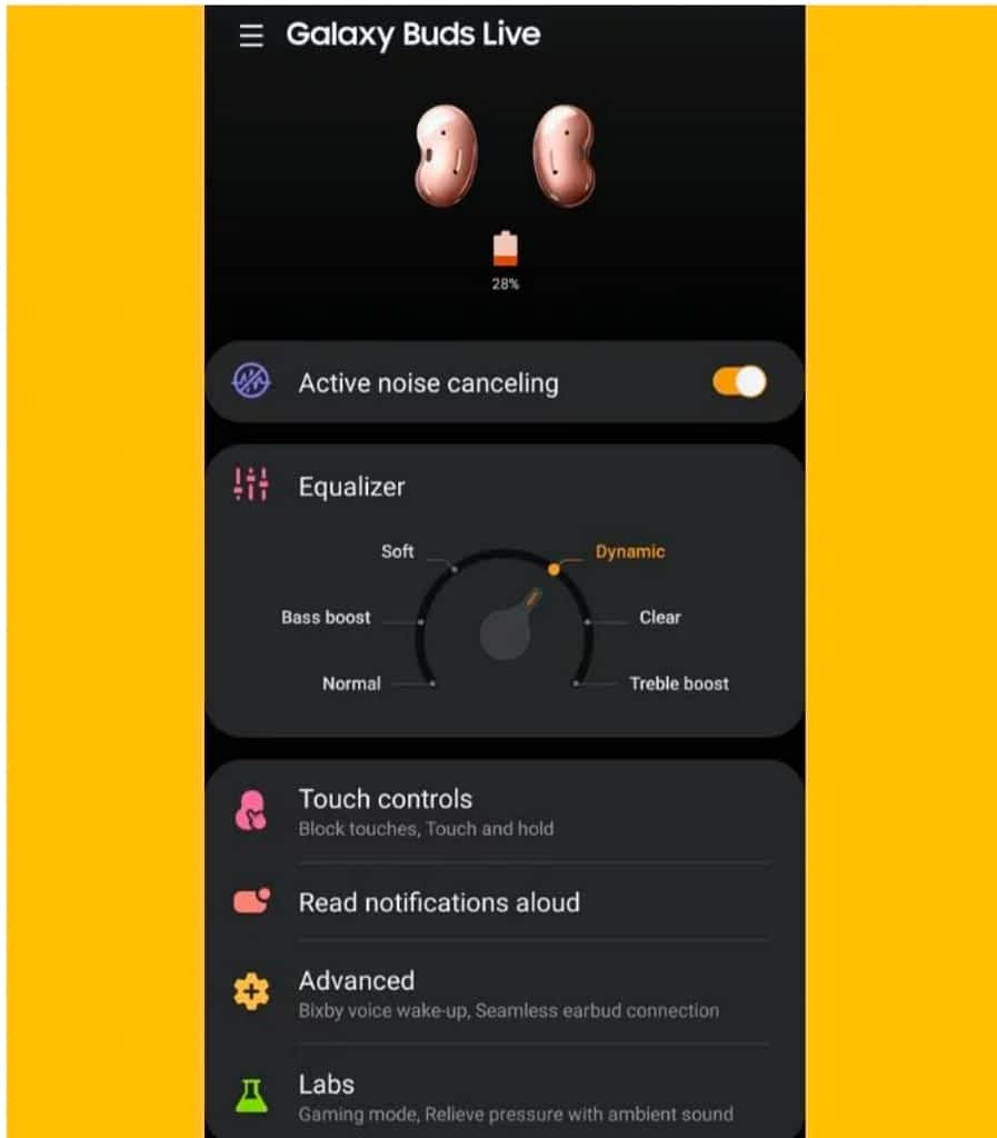IMG 20210530 194901 Connect Galaxy Buds Live to your iPhone and iPad