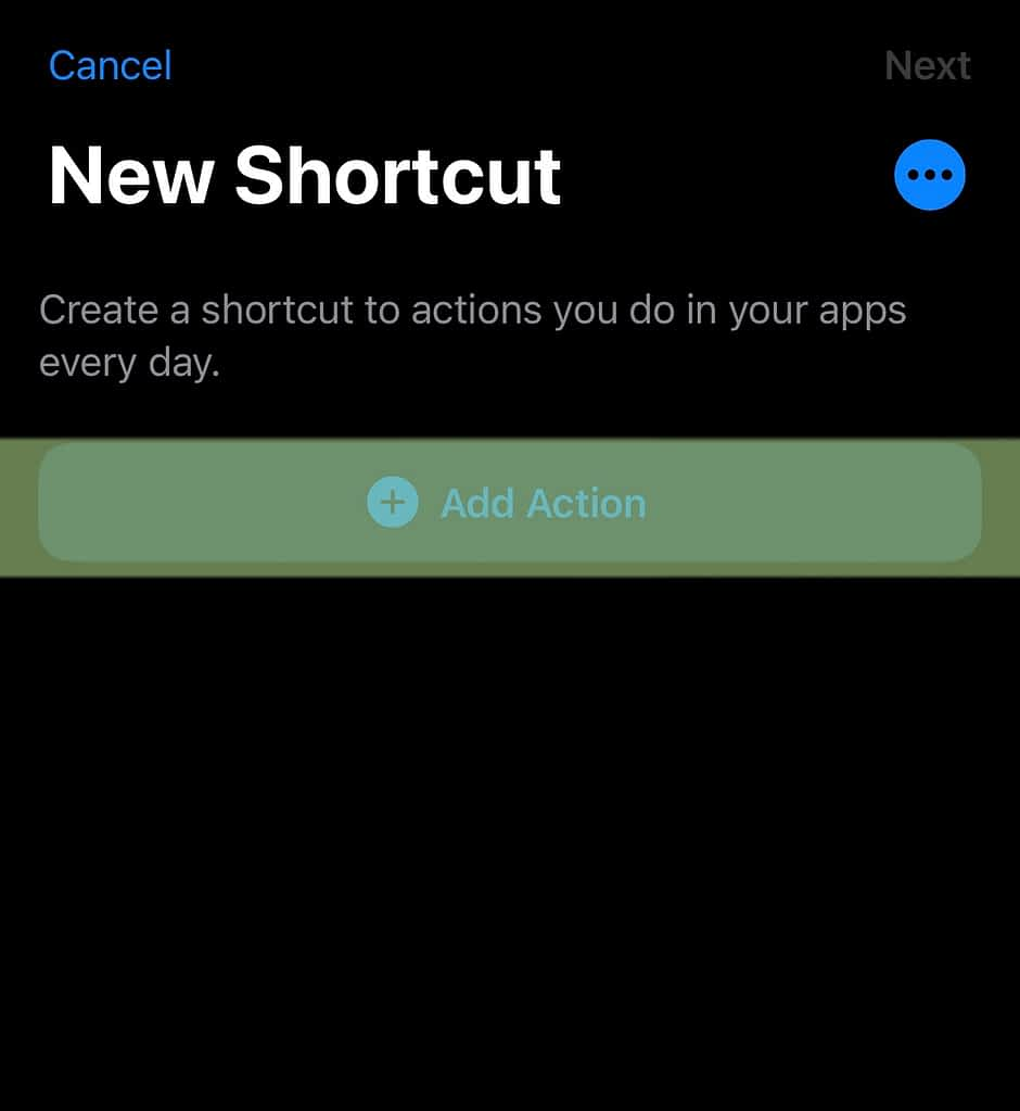 enable picture in picture mode on iphone. add button