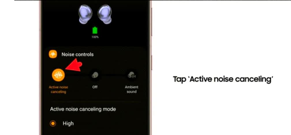 IMG 20210607 002208 turn on Active Noise Cancelling on Galaxy Buds Live and Pro,Turn on Active Noise Cancelling on Galaxy Buds Live and Buds Pro,Turn on Active noise cancelling from the Galaxy Wearable app,Turn on Active Noise Cancelling on the Earbuds Themselves