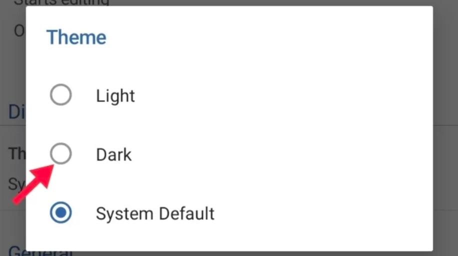 IMG 20210601 002849 Enable Dark Mode in Microsoft Office on Samsung,How to turn on dark mode in Microsoft Office on Samsung
