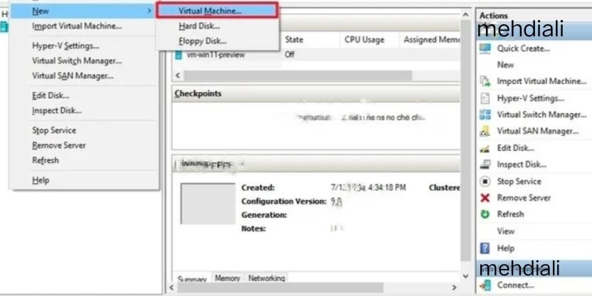IMG 20210808 145939 1 install Windows 11 on Hyper-V Virtual machine,Create a Windows 11 virtual machine using Hyper-V