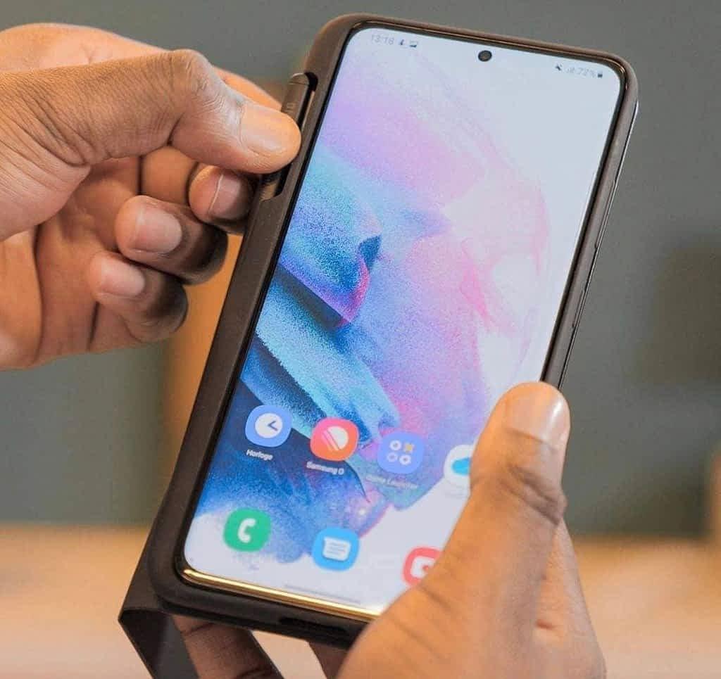 Samsung Galaxy S21, Display