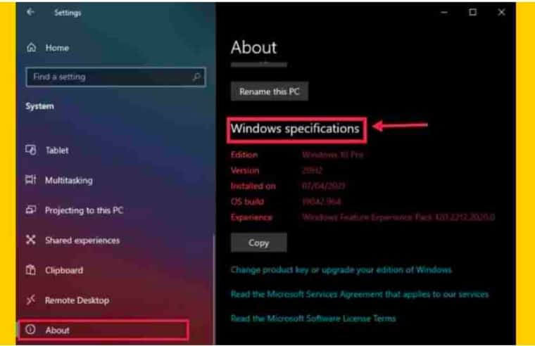 How to Check Windows 10 Version Edition and OS Build on Windows PC in 2021