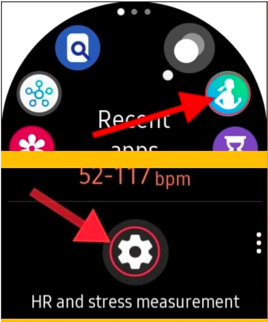 IMG 20210609 233104 measure your heart rate with a Samsung Galaxy Watch,How to Automatically Measure Heart Rate With your Galaxy Watch,How to Manually Check Your Heart Rate with your Galaxy Watch