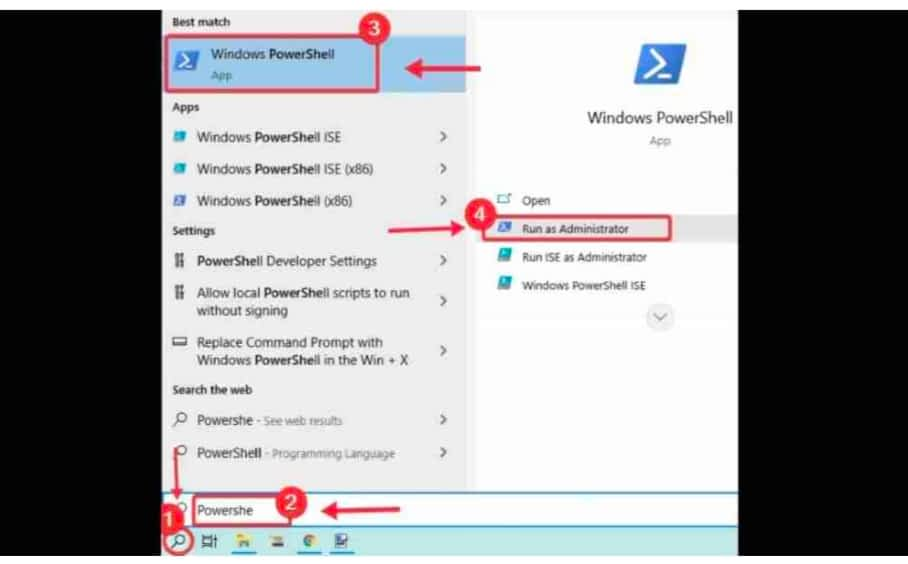 IMG 20210604 082631 Disable WiFi in Windows 10 Using CMD or Powershell,disable WiFi in Windows 10 with Command Prompt or Powershell