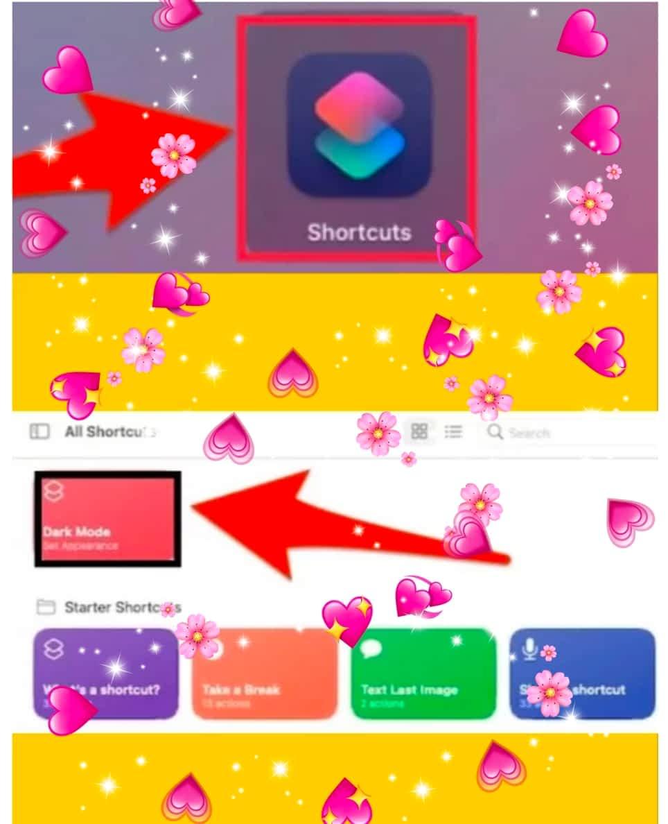 add a custom shortcut on the top menu bar on macOS Monterey, just like Apple shortcuts