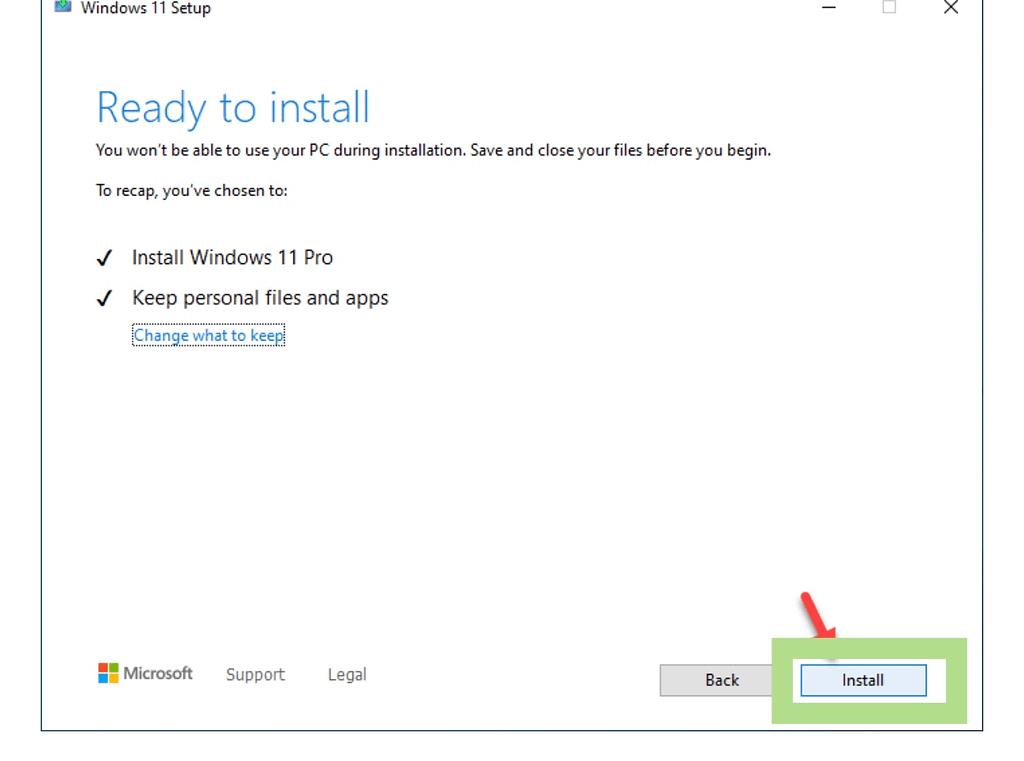 img 4524 Fix This Pc can't run windows 11,Windows 11 upgrade error,PC can't run windows 11