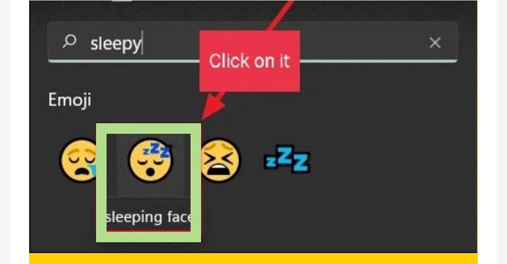 access and use emojis in windows 11, favourite emoji