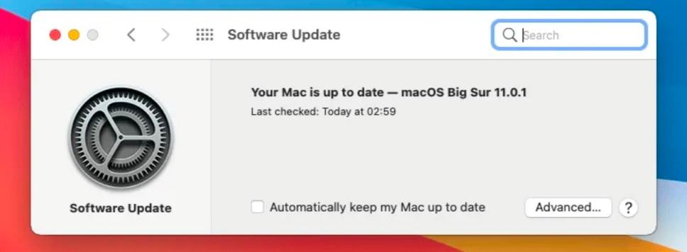 How to Fix macOS Big Sur Slow Performance
