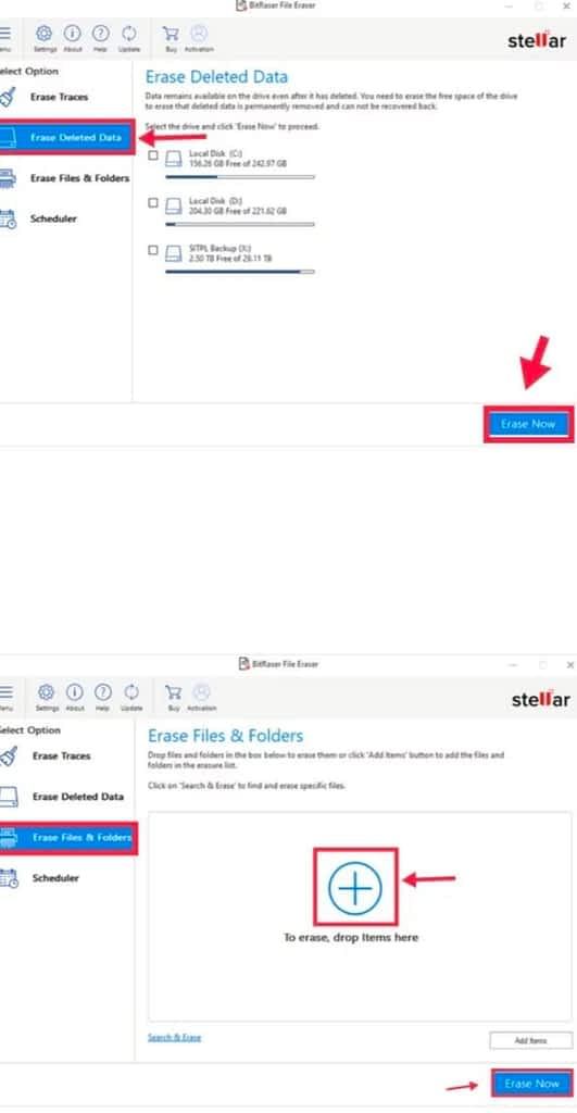 How to Erase Your Data From a Flash Drive with BitRaser File Eraser Tool
