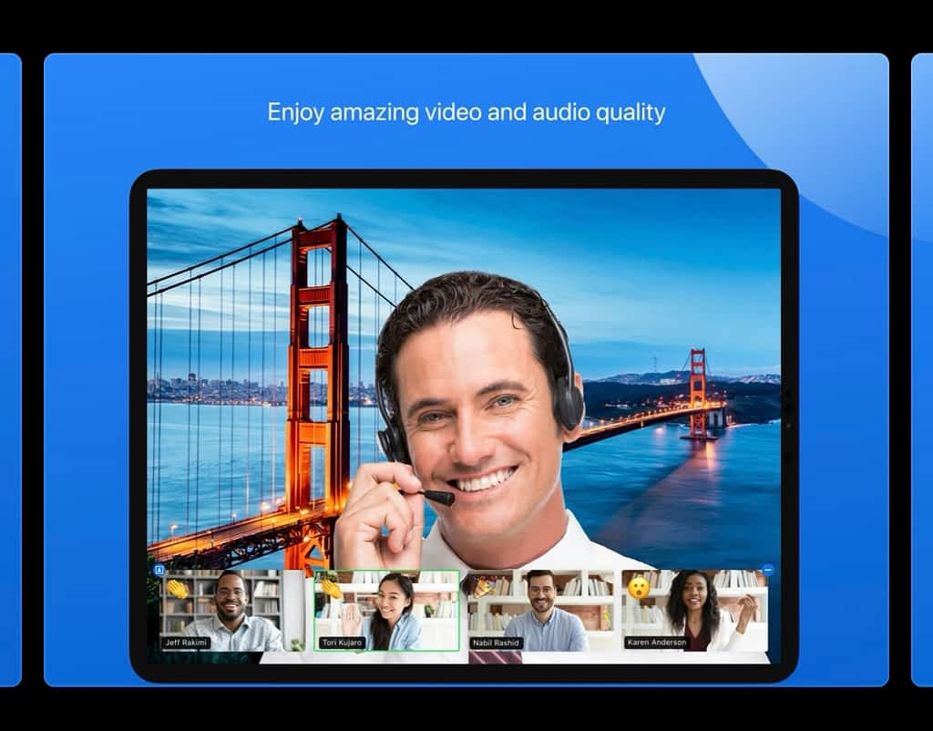 Zoom Video Communications Conferencing, Zoom Meeting
