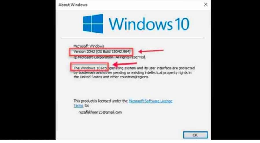 IMG 20210603 203324 Check Windows 10 Version Edition and OS Build on Windows PC,Check Windows 10 Version Edition and OS Build on PC or Laptop